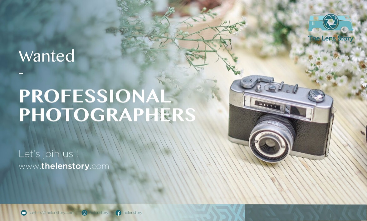 Registration for photographers is open!