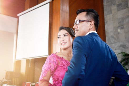 Engagement Photo Session, Church Ceremony