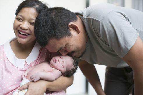 Birth Photo Documentation