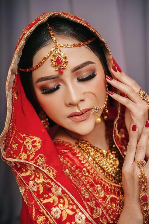 Beauty shot Portrait for MUA