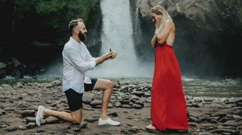 Bali Engagement Photo / Photo Lamaran