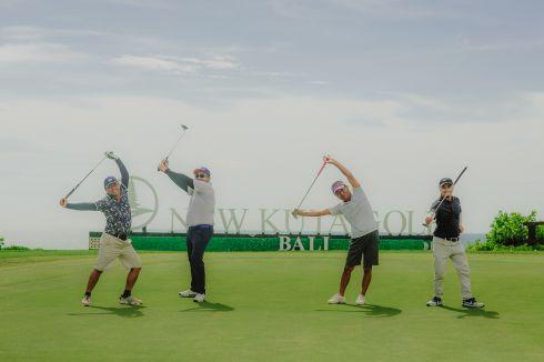 Golf Group Photo / Sport Profile Photo