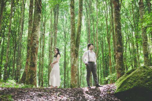 Pre-Wedding All in Package in Bali